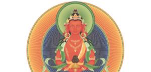 Bouddha Amitayous