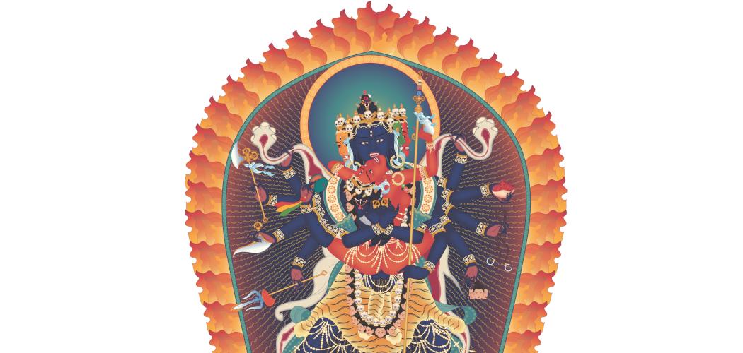 Bouddha Hérouka