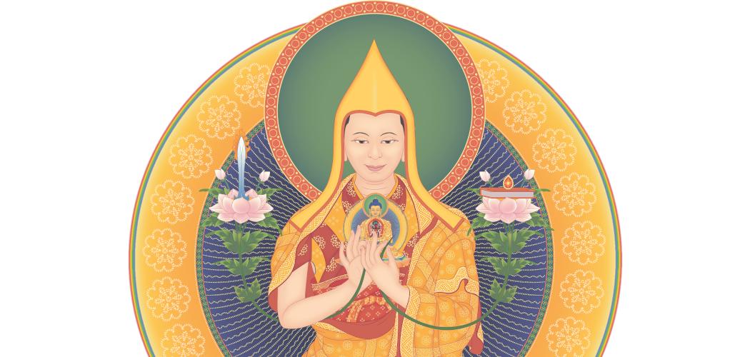 Image de Gourou Soumati Bouddha Herouka
