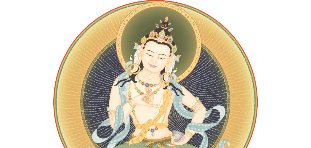 Bouddha Vajrassattva