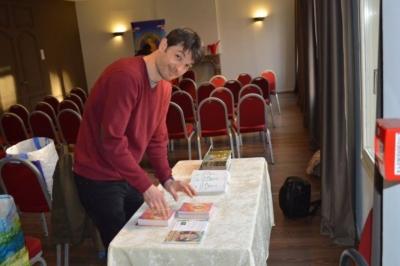 Photos de bénévoles